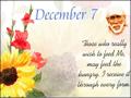 December 7, 2012