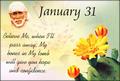 January 31, 2013